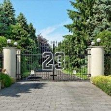 #Casa que Michael Jordan ha puesto a la venta (I)