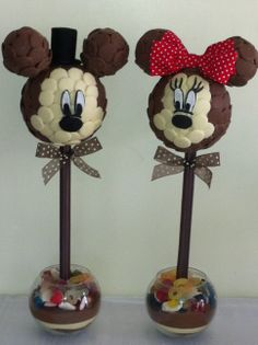 Mini Mickey Sweet Trees
