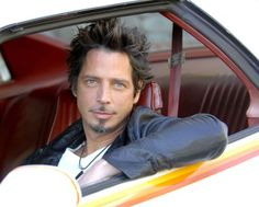 See Chris Cornell pictures, photo shoots, and listen online to the latest music. Chris Cornell, Rock Roll, Beautiful Men, Beautiful People, Pretty People, Say Hello To Heaven, Temple Of The Dog, Eddie Vedder, Pearl Jam