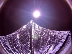 NASA's Astronomy Picture Of The Day: LightSail A