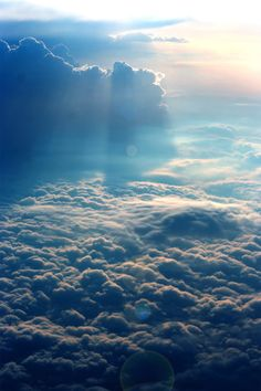 "atraversso: "" Above the clouds by Emilia Ungur """