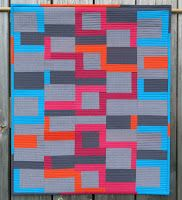 Blog about quilts, patchwork and fabrics. Here I share my sewing and quilting projects.