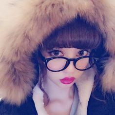 """""""RT @RISA_DOLL: 今日はいちにち109のポスター&カタログ撮影をしてるよ。 http://flip.it/N1KhY"""""""