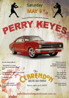Gorgeous poster for Perry Keyes show at The Clarendon Guesthouse in Katoomba Book Posters, Latest Albums, Songs, Music, Musica, Musik, Muziek, Song Books, Music Activities