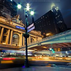 Nyc. Manhattan. Gran Central