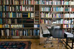 Uli Mayer-Johanssen's house in Berlin / photo by Philipp Langenheim