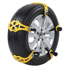 Automobiles & Motorcycles Spikes For Tire Plastic Snow Chains Snow Chains For Car Wheels Winter Mud Tires Protection Chain Automobiles Roadway Safety Sale Price