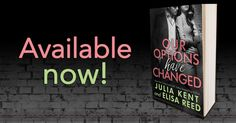 Reese's Reviews: Release Day Blitz: OUR OPTIONS HAVE CHANGED