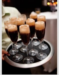 Adult Root Beer Float!! Great For The Upcoming Holidays !!!