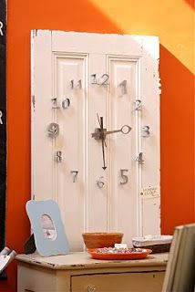 Queen of Hearts: Guest Post from Dealer HALO: Decorating with Doors