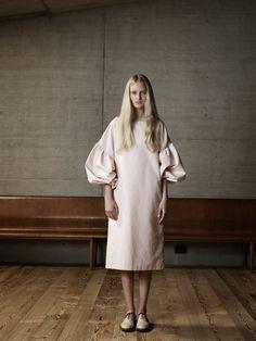 IIIINSPIRED: looks _ beautiful linen, cotton, silk and wool pieces from claudia bertini