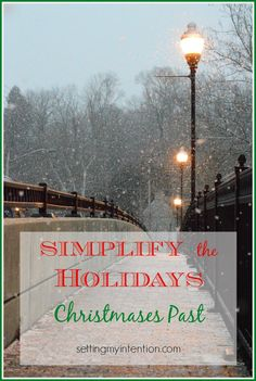Simplify the Holiday