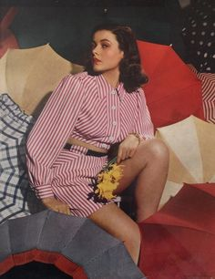 American Vogue May 1940