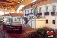 Amarantina, distrito de Ouro Preto - Museu das Reduções