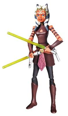 Ahsoka Tano is my favorite from clone wars