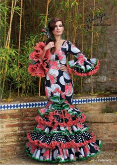 flamenco dress from Boutique del Torero
