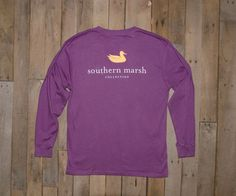 Southern Marsh Collection — Limited Edition! Southern Marsh Authentic Collegiate - Long Sleeve