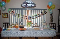 Sweet at One - Baby Zoo Animals Birthday Party Ideas | Photo 1 of 22 | Catch My Party