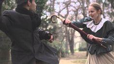 Noble fight (canne de combat) - Úri viadal