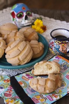 1. Pan Dulce (Sweet Bread) | Community Post: 13 Delicious Day Of The Dead Recipes To Die For