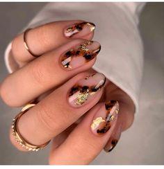 Nail Swag, Fancy Nails, Cute Nails, Hippie Nails, Nagellack Design, Pointy Nails, Nail Sizes, Minimalist Nails, Nail Art Diy