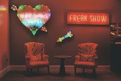 Wedding Chapel / Freak Show - on www.finnabroad.com