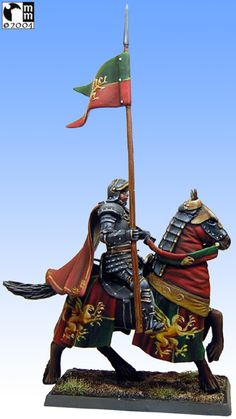 Mindstalkers: soldiers generic for factions of Milan and Venice. heavy cavalry 02 - 05