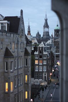 Amsterdam, The Netherlands (by Vincent Gosselin)