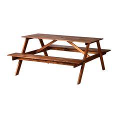 IKEA - FRUHOLMEN, Picknicktisch  149,-