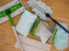 Allergic to paying for expensive and environmentally unfriendly dusters and sweepers? then try these 4 frugal home cleaning tips for a cleaner home at less cost.