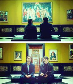 If I saw you everyday forever, I would remember this time. Hannibal 3x06 Dolce. Source: vulcanplomeeksoup.tumblr