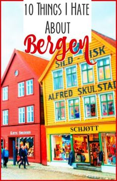 If you're planning a trip to Norway, here are some reasons you should (or shouldn't!) at Bergen to your Norway travel itinerary.