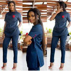 African women's clothing / African dress/ dashiki dress/ lady's pant/ lady's kaftan/women's top and – 2019 - FASHION