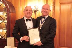 Event: Admitted as a Freeman of the Guild of Public Relations Practitioners, London - 15 May 2014