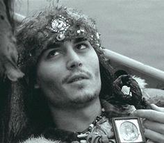 Johnny Depp in Dead Man Johnny Movie, Johnny Depp Movies, Johnny Depp Fans, Young Johnny Depp, Jonh Deep, Junger Johnny Depp, Boogie Woogie, Dead Man, Good Looking Men