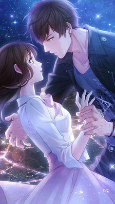 Fabyeli e Mikio Anime Couples Drawings, Cute Anime Couples, Love Drawings Couple, Romantic Anime Couples, Anime Love Couple, Manga Couple, Anime Amor, Anime Guys, Manga Romance
