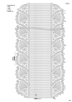 Best 12 Crochet scarf pattern i couldn t find the pattern for thi – Artofit – SkillOfKing. Crochet Table Runner Pattern, Free Crochet Doily Patterns, Crochet Doily Diagram, Filet Crochet Charts, Crochet Tablecloth, Crochet Designs, Crochet Scarves, Crochet Shawl, Diy Crafts Crochet