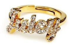 #Juicy Couture            #ring                     #Juicy #Couture #Juicy #Script #Ring                Juicy Couture | Juicy Script Ring                                             http://www.seapai.com/product.aspx?PID=561962