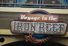 Knott's Berry Farm's New Ride Review - Voyage to the Iron Reef   Splash Magazines   Los Angeles