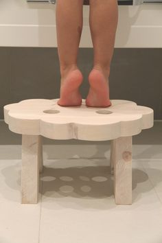Items similar to Wooden step stool on Etsy & ikea MÄSTERBY opstapje/kruk geel | Bb ||| room grey | Pinterest ... islam-shia.org
