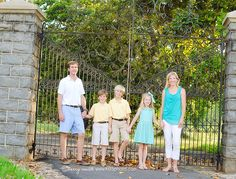 Family of Five {Richmond Family Photographer, Richmond Child Photographer}