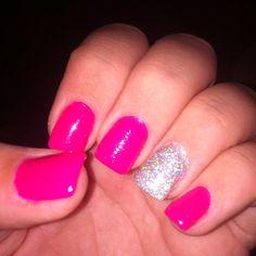 Barbie nails !