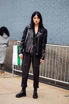 [Update] See what the models are wearing off-duty in New York – Of The Minute