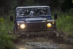 Land Rover Defender Isn't Dead Yet--Car To Maintain Production Through 2016 Due To High Demand. Boom.