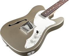 Squier Vintage Modified Telecaster Thinline Electric Guitar     I use to own one....