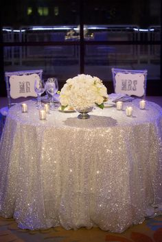 wedding reception idea; photo: PERSON KILLIAN PHOTOGRAPHY