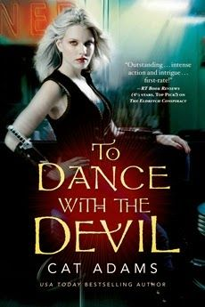 We have 3 copies of To Dance with the Devil (The Blood Singer Novels – Volume 6 of 9) by Cat Adams for US or Canadian addresses.