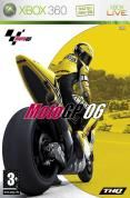 Moto GP 06 The MotoGP series is the definitive motorcycle racing game for the Xbox 360. The game accurately captures the excitement of Grand Prix motorcycle racing. MotoGP 06 takes the franchise to the extreme  http://www.comparestoreprices.co.uk/other-products/moto-gp-06.asp