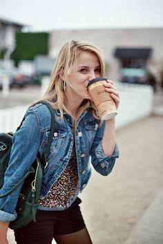 Coffee makes me smile too :)