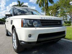 2010 Land Rover Range Rover Sport #landroverpalmbeach #landrover http://www.landroverpalmbeach.com/